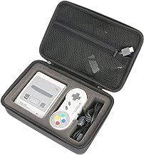Khanka Dur Cas étui de Voyage Housse Porter pour Nintendo Classic Mini: Super Nintendo