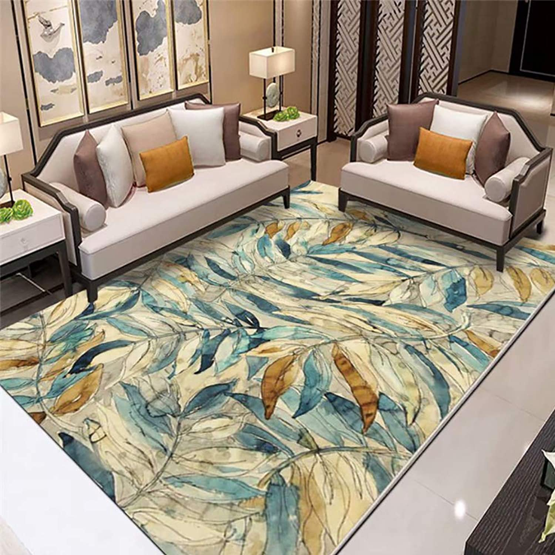 diseñador en linea ZGYZ Modernas Minimalista Alfombra para para para salón,hogar decoración hogar Alfombra de Piso Resistencia al Deslizamiento Alfombras habitacion Infantil,C,120×160  calidad auténtica