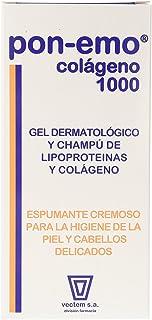 VECTEM PON-EMO Colágeno Gel-Champú Dermatológico 1000 ml