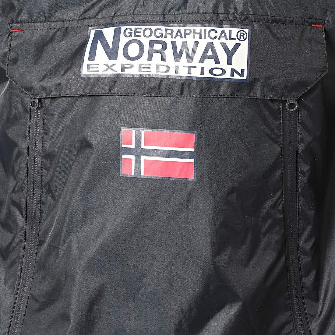 Cazadora De Viento Para Hombre Geographical Norway DOWNCITY MEN