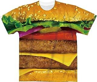 バーガーTシャツ【フルグラフィックTシャツ】