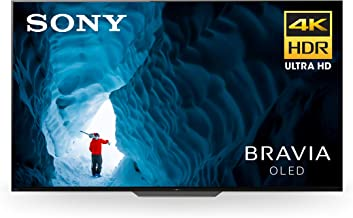 Sony XBR65A8F 65-Inch 4K Ultra HD Smart BRAVIA OLED TV (2018 Model)