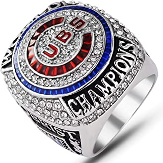 Best replica chicago cubs ring Reviews