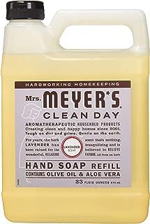 Mrs. Meyer's Clean Day Liquid Hand Soap Refill - Lavender - 33 oz - 2 pk