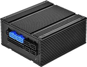 SilverStone Technology SST-NJ450-SXL Small Form Factor 100% Fanless Fully Modular SFX-L 450 W 80 Plus Platinum Power Supply