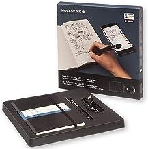 نوشتن Moleskine Pen + Smart Notebook Pen و Dotted Smart Notebook - با استفاده از نرم افزار Moleskine برای ذخیره سازی یادداشت های دیجیتال (فقط با نوت بوک های هوشمند Moleskine سازگار است)
