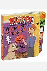Blippi: Happy Halloween Board book