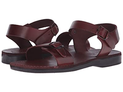Jerusalem Sandals The Original Mens (Brown) Men