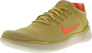 c358fd1027626 Nike Free Rn 2018 Sz 9.5 Womens Running Lemon Wash/Crimson  Pulse-Fossil-Sail Shoes