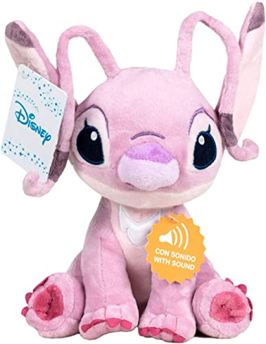 Disney Peluche Angel Stitch 30 cm