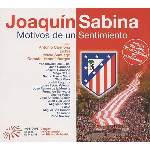 Motivos De Un Sentimiento by Joaquín Sabina on Amazon Music ...