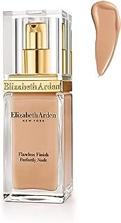 Elizabeth Arden Flawless Finish Perfectly Nude Broad Spectrum SPF 15 Makeup, Soft Beige, 1.0 fl. oz.