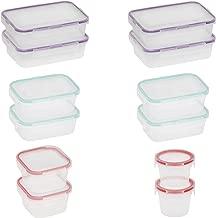 Snapware 24-Piece Airtight Food Storage Set, Plastic