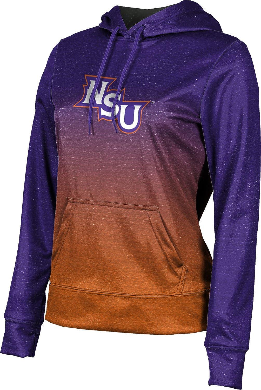 ProSphere Northwestern State University Girls' Pullover Hoodie, School Spirit Sweatshirt (Ombre)