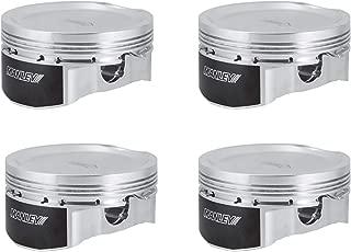 Manley Pistons for SUBARU WRX EJ25 17cc DISH Turbo Tuff 99.5mm Bore
