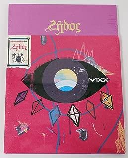 vixx zelos photocard