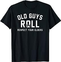 Mens OLD GUYS ROLL SHIRT