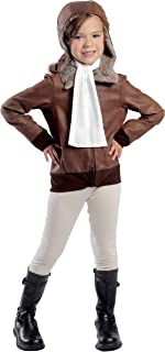 Amelia the Aviator Costume, One Color, X-Large