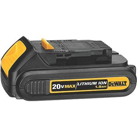 DeWALT DCB201 20V MAX 1.5ah Battery Pack COMPATIBLE WITH 18V EQUIPMENT
