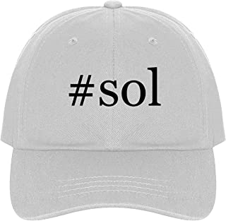 #sol - A Nice Comfortable Adjustable Hashtag Dad Hat Cap