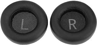 2Pcs Earpads Replacement Black Ear Pads Cushion Kit for Akg k545 k845 Headphones