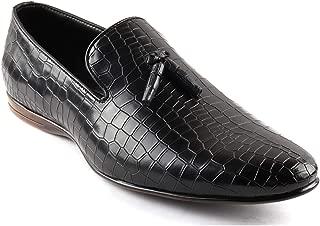 San Frissco Men Black Formal Shoes (Size:- 8 UK)