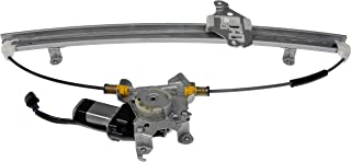 Dorman 741-348 Front Driver Side Power Window Motor and Regulator Assembly for Select Nissan / Suzuki Models (OE FIX)