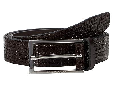 BOSS Hugo Boss Carmello Belt (Dark Brown) Men