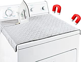 """Evelots Magnetic Ironing Blanket, Heat Resistant 33"""" x 18"""" Laundry Pad Mat"""