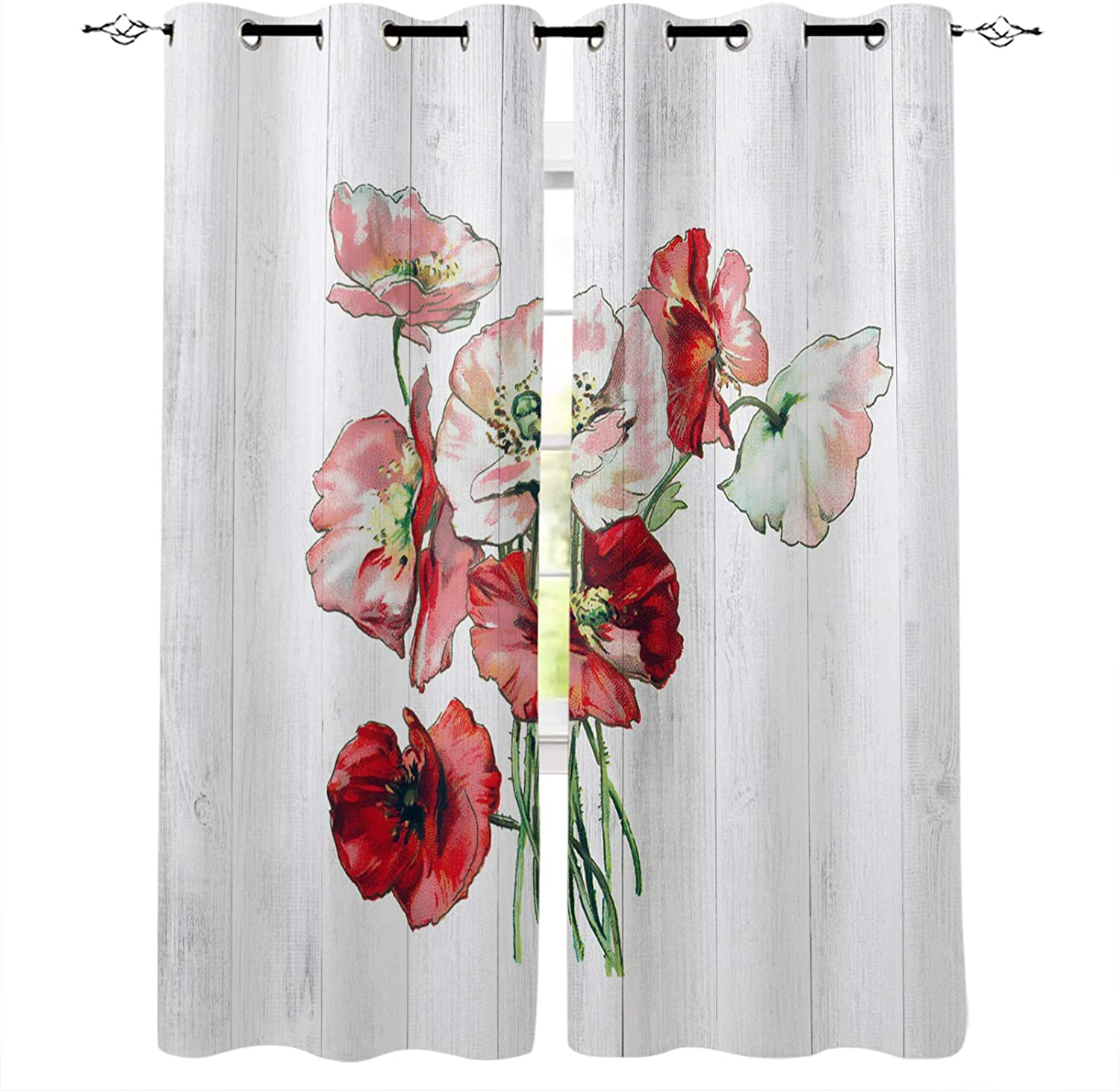 Blackout Curtains for Bedroom-Room sold out Darkening Thermal Branded goods C Insulated