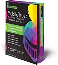 MobileTrust Anti-Malware Keystroke Encryption Software   1 Year, 2 Devices   iOS, Android