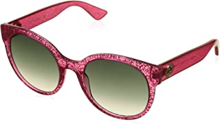 0b31f9afbde Amazon.com  gucci sunglasses pink  Clothing