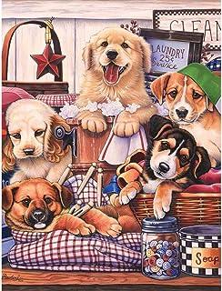 Karmin™ International Puppy Card Collection Jigsaw Puzzle