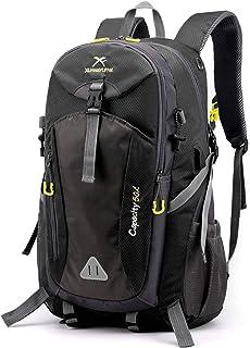 N-B Loisirs randonnée Sac à Dos Sac à Dos mâle Grande capacité Voyage Sac d'école Femme Sports de Plein air Alpinisme Sac 50L