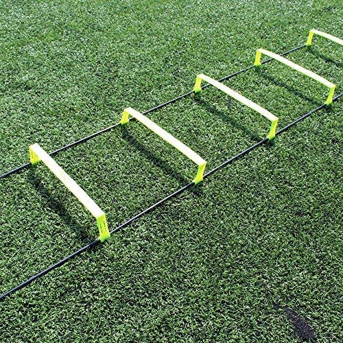 67% OFF of fixed price Fitness Health FH Elevated Speed Ladder Training Footb Agility Import