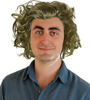 Joker is Wild Costume Wig for Adults and Kids