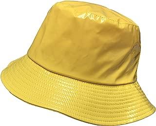 TOUTACOO, Waterproof Wax Style Bucket Rain Hat