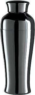 Oggi Plated Mirror Finish Tall & Slim Cocktail Shaker, 0.75 L/26 oz, Nickel