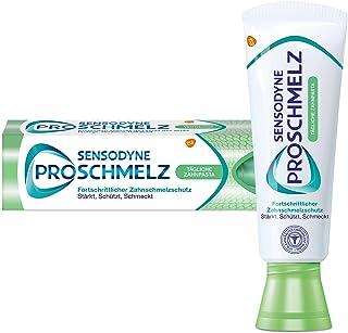 SENSODYNE ProSchmalj daglig tandkräm, avancerat emaljskydd – stark, skyddande, smakar, 75 ml