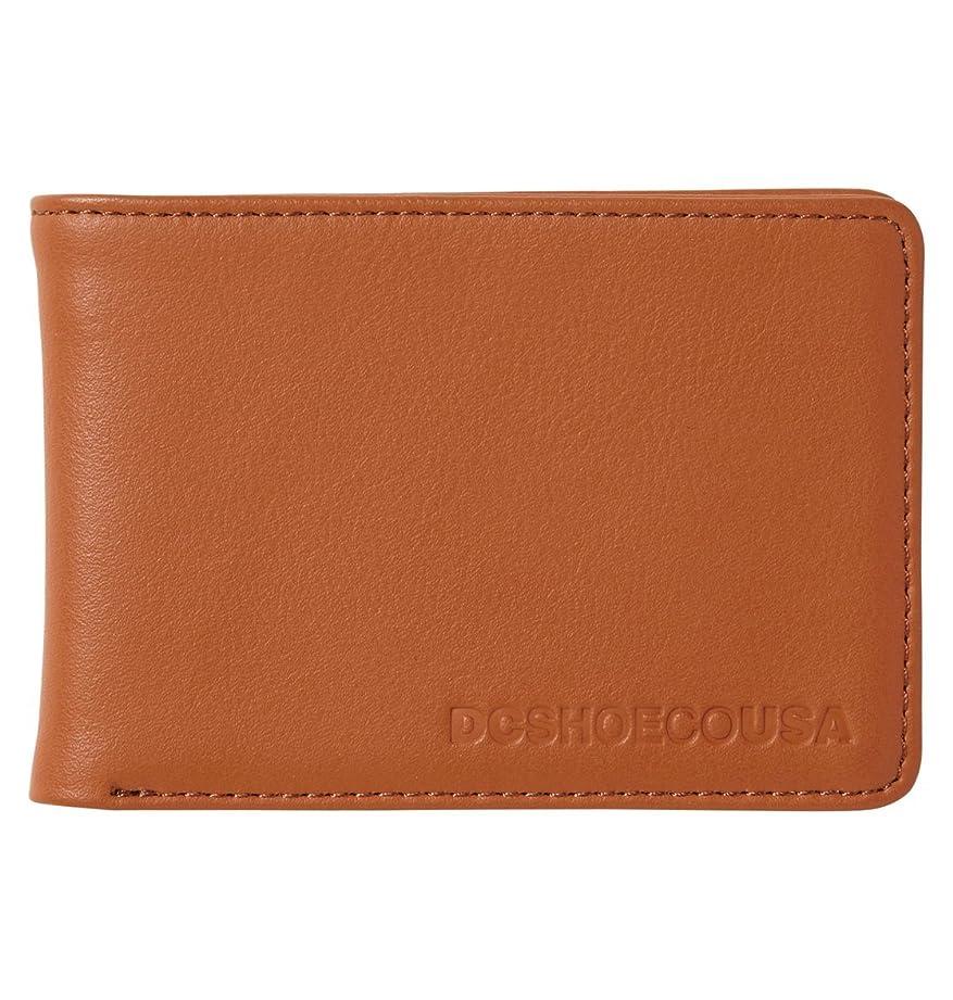 ブレーキブランドブランド名[ディーシーシュー] メンズDCシューズGranny?–?DCレザー二つ折り財布?–?メンズ?–?1サイズ?–?ブラウンレザーブラウンOneサイズ