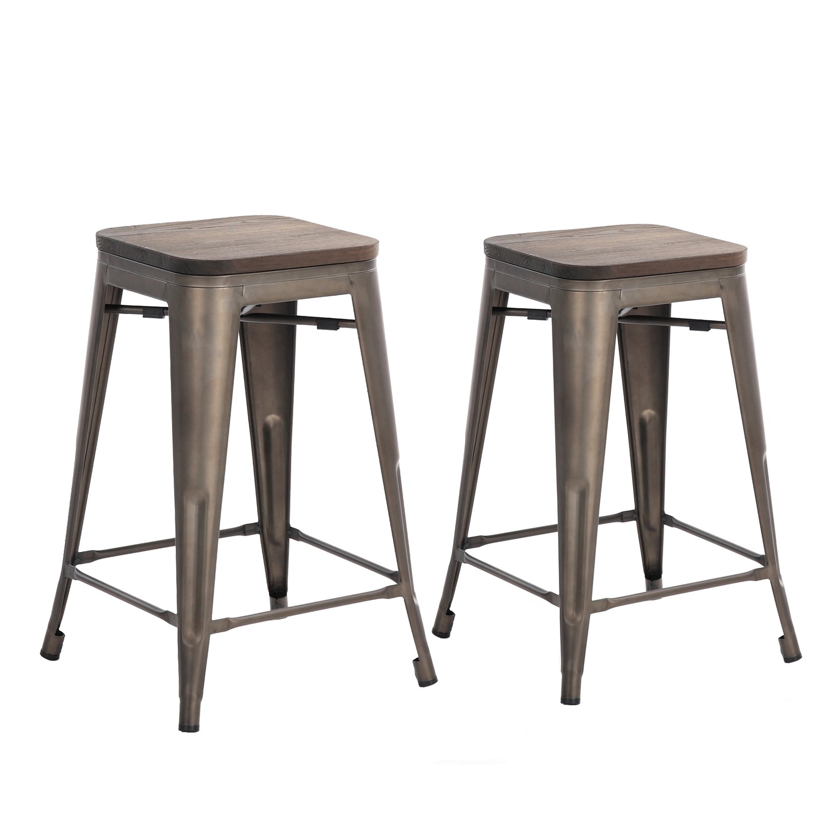 Target Marketing Systems Ian Collection 5 Piece Indoor: Hickory Chair Dining Tables