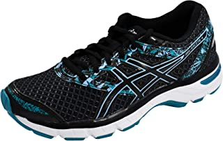 Women's Gel-Excite 4 Running Shoe, Black, 10.5 M US