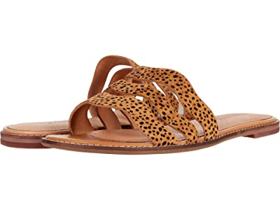 Madewell Joy Wavy Sandal in Spot Dot