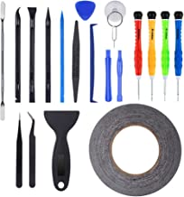 Vastar 21-Piece Most Complete Premium Opening Pry Tool Repair Kit and Screwdriver Set for Apple iPhone 4/4S/5/5C/5S/6/6 Plus (GSM/CDMA)/6S/iPad 4/3 /2/Mini, iPods and More