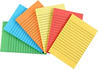 Sticky Notes Colorful Lined Post Memos 4