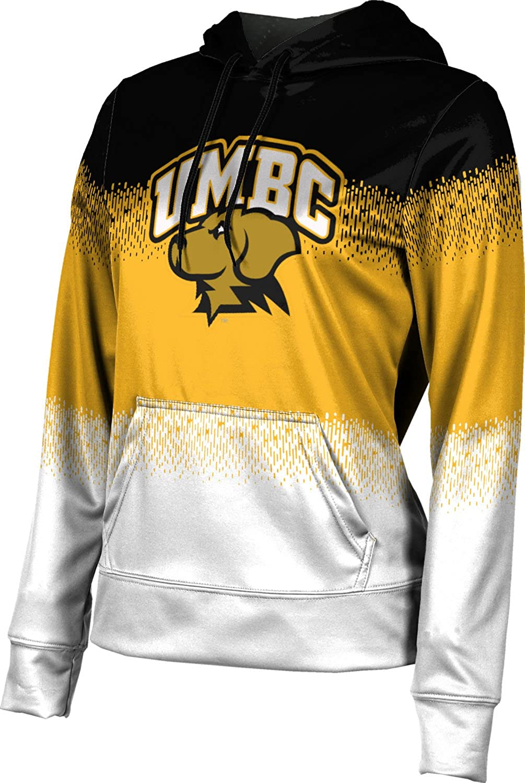 ProSphere University of Maryland Baltimore County Girls' Pullover Hoodie, School Spirit Sweatshirt (Drip)