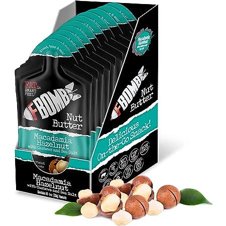 Nut Butter Packet Parent (Macadamia & Hazelnut)