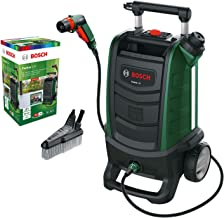 Bosch Cordless Outdoor Pressure Washer Fontus 18V (without Battery, 18 Volt System, in Carton Packaging)