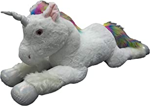 Goffa Jumbo Unicorn (White)
