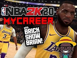 NBA 2K20 My Career With Brick Show Brian